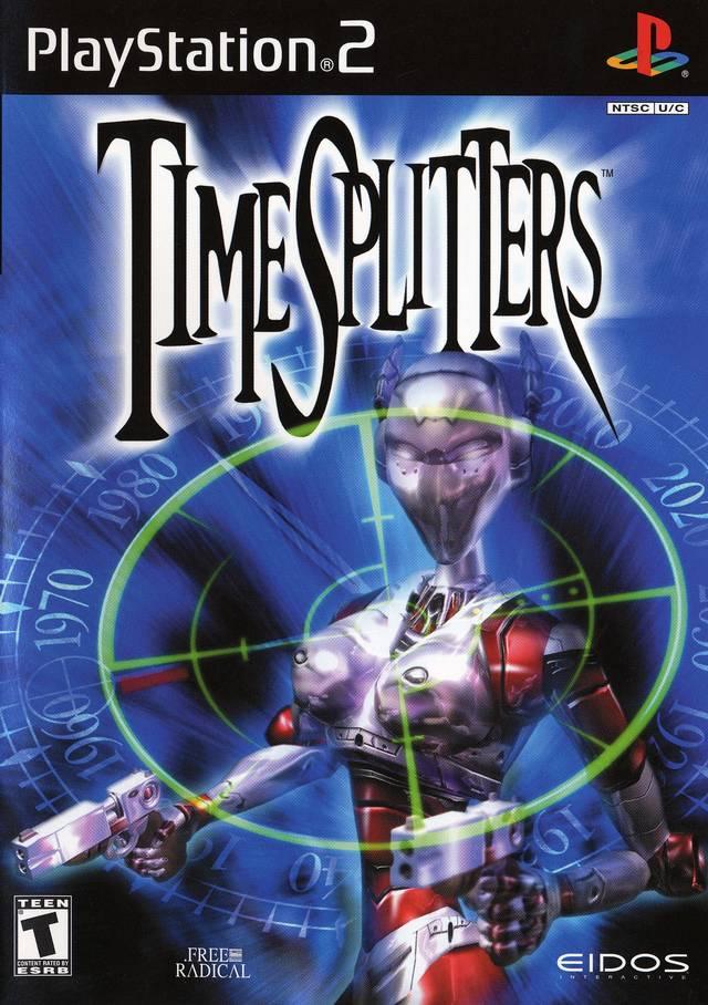 Pochette TimeSplitters 1