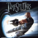 TimeSplitters Future Perfect Cover Playstation 2