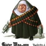 Sister Mag nun