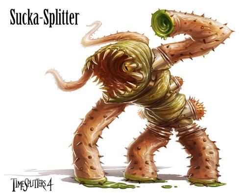 Sucka Splitter